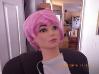 Hairdressing maniquin head
