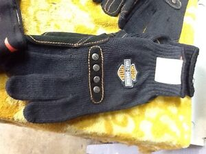 Harley-Davidson gloves RIDING Kevlar back/leather palmed