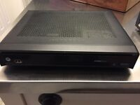 Shaw satellite 1 pvr and1 older receiver and dish