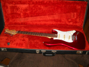 Vintage Japanese 1985 Fender Stratocaster Excellent Condition