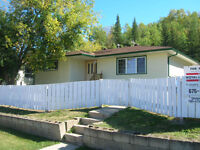 2 Bedroom main floor house rental - Athabasca
