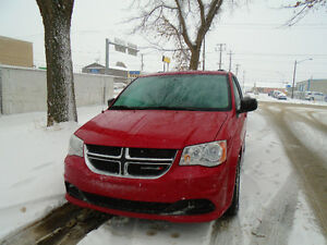 SOLD    SOLD 2013 Dodge Caravan Minivan, Van   TO