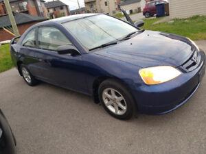 Honda Civic 2002 lx