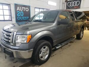 "Ford F-150 4WD SuperCab 145"" 2010"