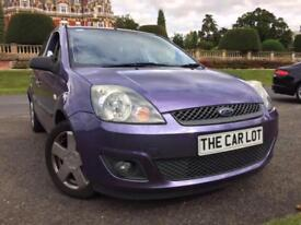 Ford Fiesta 1.4 2006.5MY Zetec Climate ONLY 44000 MILES 1 OWNER FROM NEW