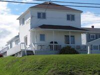 Maison à vendre à Gaspé