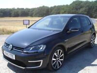 Volkswagen Golf GTE DSG