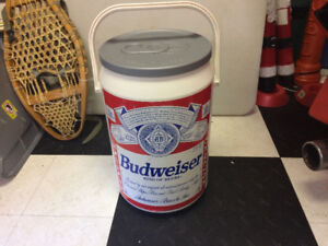Budweiser Ice Chest Cooler 20 Inch