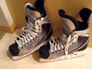Bauer Vapour Edge Skates  size 9.5…always have an extra pair !