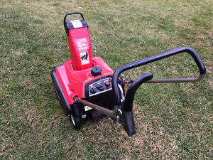 Honda snowblower HS35