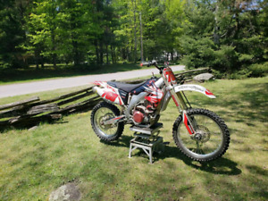 03 crf450 for trade