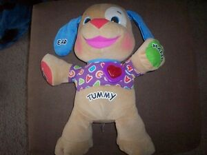 Fisher Price Laugh and Learn Dog
