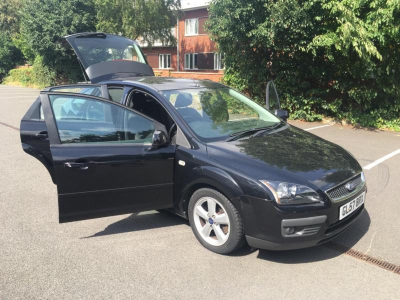 Ford Focus 1.8TDCi 2007 Zetec Climate NEW CAMBELT AT 101 K. FULL SERVICE  HISTORY. Coventry ...
