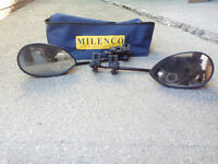 Milenco Universal Towing Mirrors