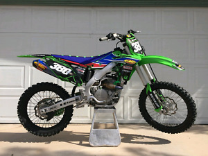 Looking for 2016 kx250f