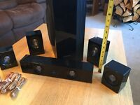 Speakers home theatre package