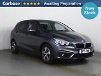 2015 BMW 2 SERIES 218d SE 5dr MPV 5 Seats