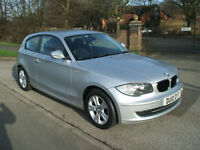 BMW 118 2.0TD AUTO SE ONLY ONE OWNER FROM NEW 12MTH MOT