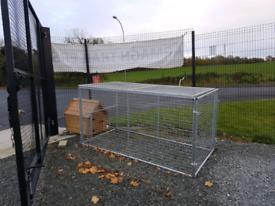 Puppy pens and hen chicken runs enclosures
