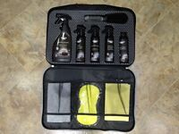 GEN-3 car care kit with case