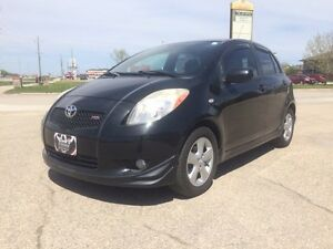 2008 Toyota Yaris RS 4 door - only 109kms! - 5 speed standard