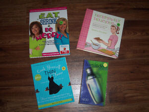 COOKBOOKS IN ENGLISH *$5 for all*