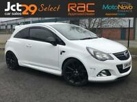 2014 VAUXHALL CORSA 1.6 VXR CLUB SPORT EDITION 207 BHP + ONE OWNER FROM NEW