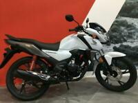 2021 Honda CB125F NEW MODEL, 6.9% APR, £99 Deposit, 188.4mpg, CB125 125cc
