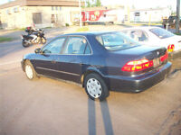 1999 Honda Accord!!! $800