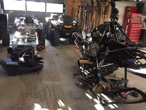 Snowmobile and atv service and repair  Cambridge Kitchener Area image 6