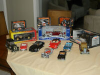 classic model car collection