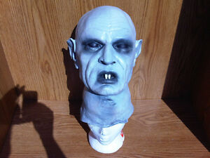 large collection  masks & display busts haunted house halloween Peterborough Peterborough Area image 10