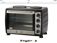 Brand new Koole table top cooker/oven