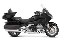 2018 HONDA GOLDWING GL1800 TOUR DCT