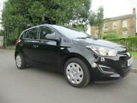 2013 Hyundai i20 1.2 Classic 5dr Hatchback Petrol Manual