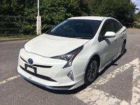 Toyota Prius 1.8 2017(17) Hybrid New Shape Euro 6 (BIMTA CERTIFIED LOW MILEAGE)