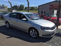 Volkswagen Passat 2.0TDI ( 140ps ) BlueMotion Tech ( s/s ) 2013MY S