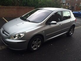 2004 Peugeot 2.0 hdi 63000 miles one owner from new mint condition