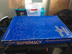 Supremacy - The Board Game - RARE
