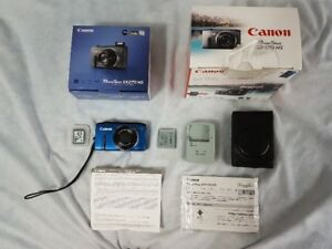 BRAND NEW Canon Powershot SX270 HS 12 MP Digital Camera with 20x