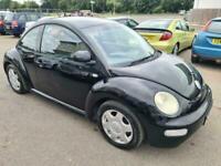 2001 Volkswagen Beetle   2.0 Petrol   Hatchback   1 Former keeper