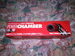 Power Chamber air intake system from japan for 02-07 350z