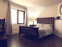 Luxury 3BR Executive Suite short-term/long-term rental in NW