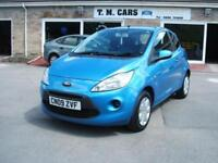 2009 Ford Ka 1.2 Style Plus 3d ** £30 Road Tax **