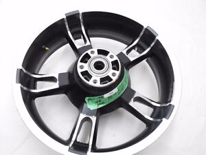 "(Used) HD StreetGlide / Touring Rear wheel 16"" / #5097"
