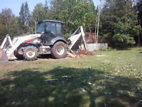 Tree ans Stump Removal / Small Demolition / 646-0232