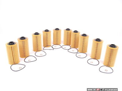 Mann - Oil Filter Kit, Pack Of 10 - Stock Up & Save - 11427510717