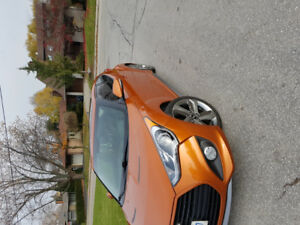 TURBO VELOSTER 2013 FULLY LOADED