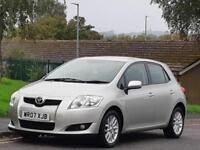 Toyota Auris 2.0D-4D TR, 2 OWNERS, SERVICE HISTORY,LONG MOT,NICE CAR