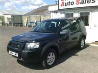 2004 LANDROVER FREELANDER TD4 S STATION WAGON 2L ONLY 99,847 MILES